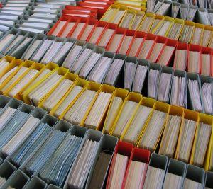 Istoria trecutului Arhivarea
